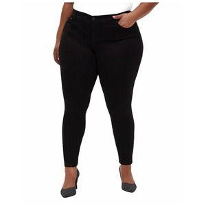 Torrid Sateen Luxe Skinny Stretch Jeans sz 20S